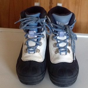 Snow /rain heavy duty Columbia boots